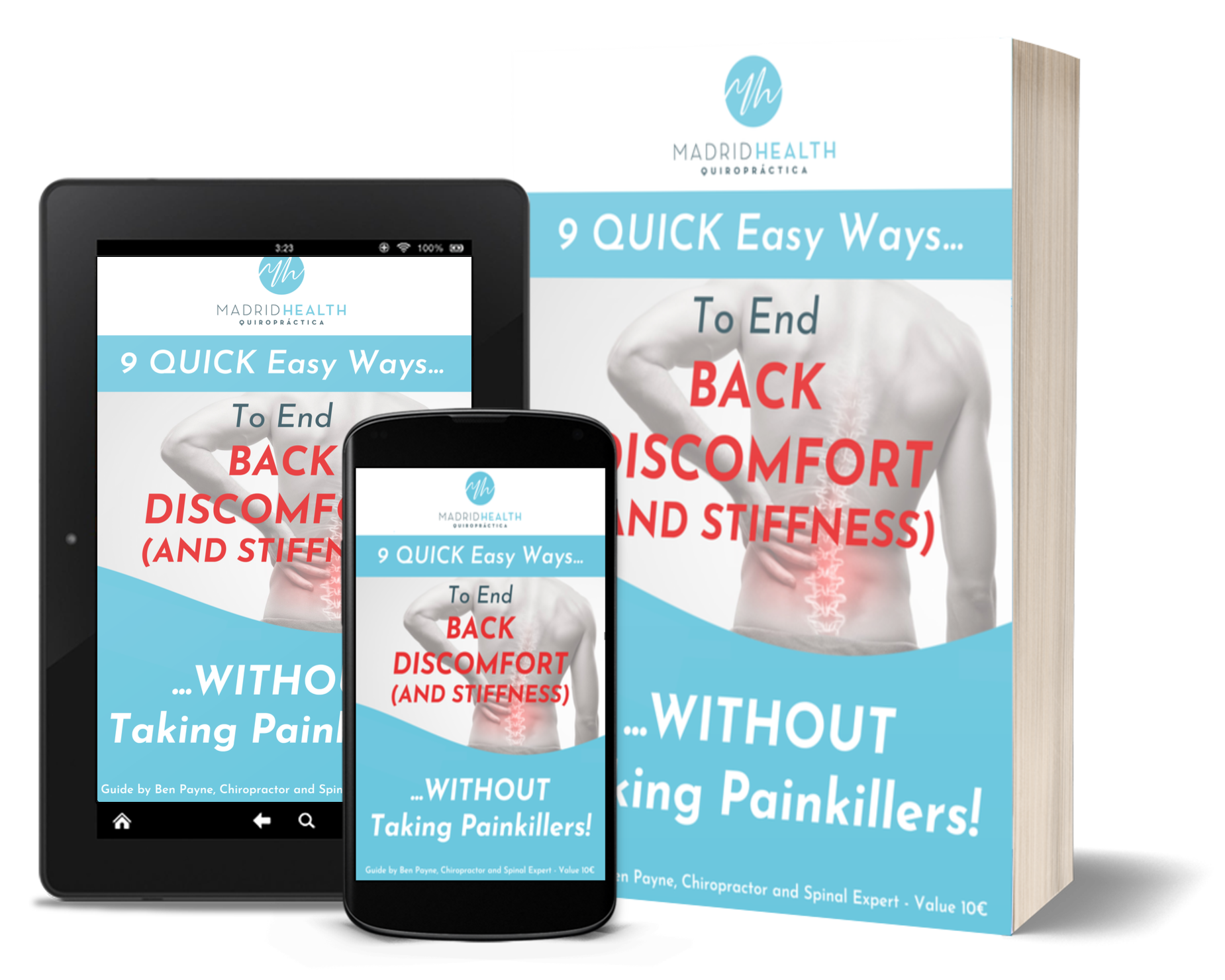 Back Pain Ebook