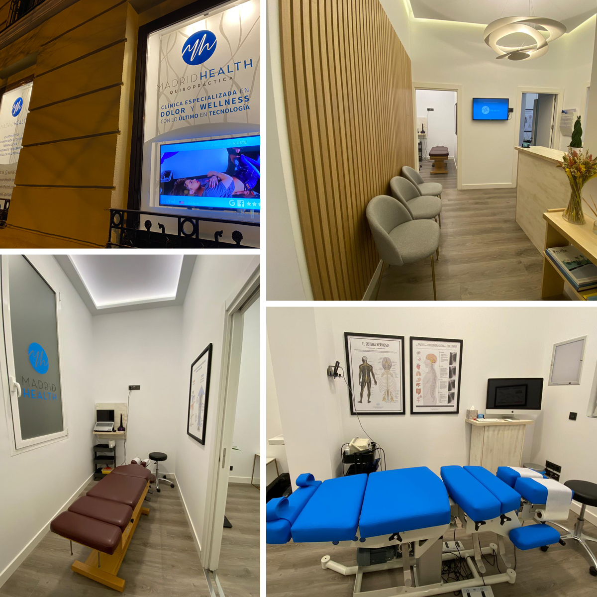 Clinic Collage