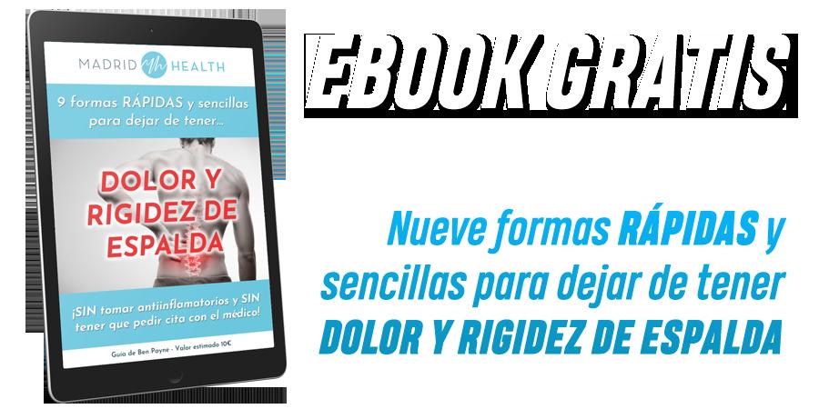 Back Pain Ebook