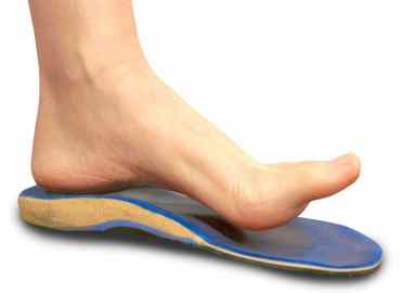 Orthotics Fitting
